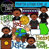 Martin Luther King Jr. Day {Creative Clips Digital Clipart}