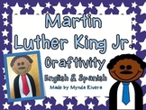 Martin Luther King Jr. (English & Spanish)