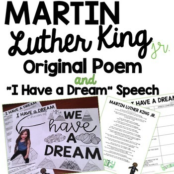 Martin Luther King Jr Free Poem (Close Read)