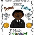 Martin Luther King, Jr. {Literacy Mini Unit}