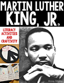 Martin Luther King, Jr. Literacy Unit and Craftivity