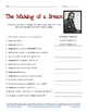 Martin Luther King Jr. (MLK) Day packet 8 activities cause