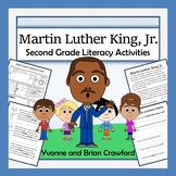 Martin Luther King, Jr. Math and Literacy Activities Secon