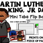 Martin Luther King, Jr. Mini Tabs Book