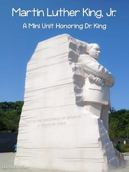 Martin Luther King, Jr. Mini Unit {Honoring Dr. King}