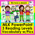 Martin Luther King, Jr. PowerPoint Presentation-3 Reading
