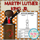 Martin Luther King Jr. For the Primary Child...Activities
