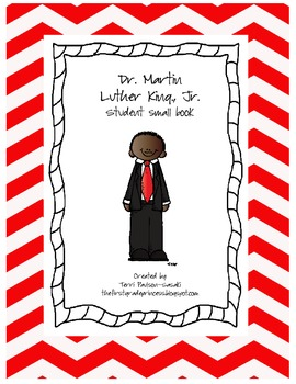Martin Luther King, Jr., small book