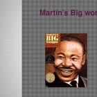 Martin's Big Words Vocabulary PowerPoint