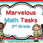 Marvelous Math Tasks for 2nd Grade