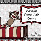 Marvelous Monkey Math Centers