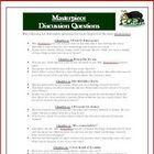 Masterpiece Higher Level Discussion Questions Common Core