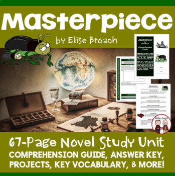 Masterpiece Reading Comprehension Activity Guide