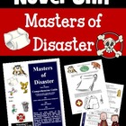 Masters of Disaster Reading Comprehension Activity Guide