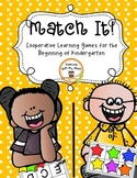 Match It!: Cooperative Learning Games for the Beginning of