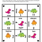 Match-up puzzles Literacy and Math