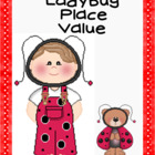 Matching Place Value Ladybugs Common Core