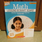Math Activities For the Smart Board (WITH CD) Grades 4-6 b