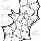 Math Art for Halloween and Thanksgiving