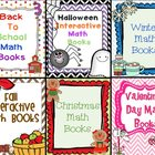Math Book Bundle
