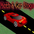 Math & Car Bingo