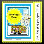 Math Center: The Ocean Floor... a Magic School Bus Math Center