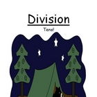 Math Division Center Game ~ Divide By Ten! ~Over 50 Pages