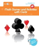 Math Games and Activities with Cards - Fun Math Games