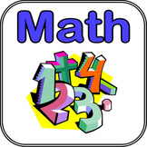Math Games for the SMART Board