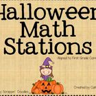 Math HalloStations
