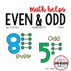 Math Helps - Even and Odd