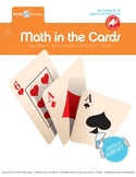 Math In the Cards - Math Games and Activities FREE MATH GA