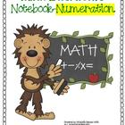 Math Interactive Notebook-Numeration