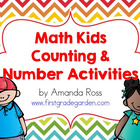 Math Kids Counting & Number Activities {0-120}
