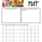 Math Mat Review Activity:  Trix Cereal
