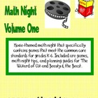 Math Movie Night Volume One