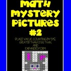 Math Mystery Pictures on a Hundreds Grid #2