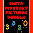 Math Mystery Pictures on a Hundreds Grid Bundle Pack