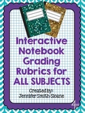 Interactive Notebook Grading Rubric (All Subjects)