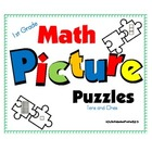 Math Picture Puzzles Tens and Ones