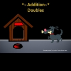 "Math PowerPoint ""Doubles in Addition"" Concept"