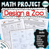 Math Project--Design a Zoo!