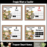 Math Resource -- The Jungle Crew Number Wall Headers/Posters