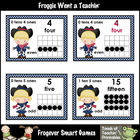 Math Resource -- Wild West Number Wall Headers/Posters