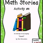 Math Stories - Activity #8