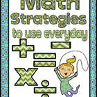 Math Strategies for Everyday