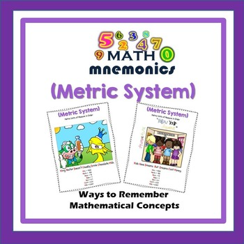Math Tricks Mnemonics-Metric Measure
