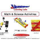 Math and Science Activity Book - Lesson 2 - Brick Units/Di