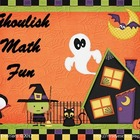 Math is Ghoulish
