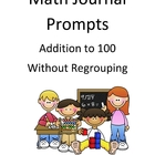 Mathbooking Math Journal Prompts